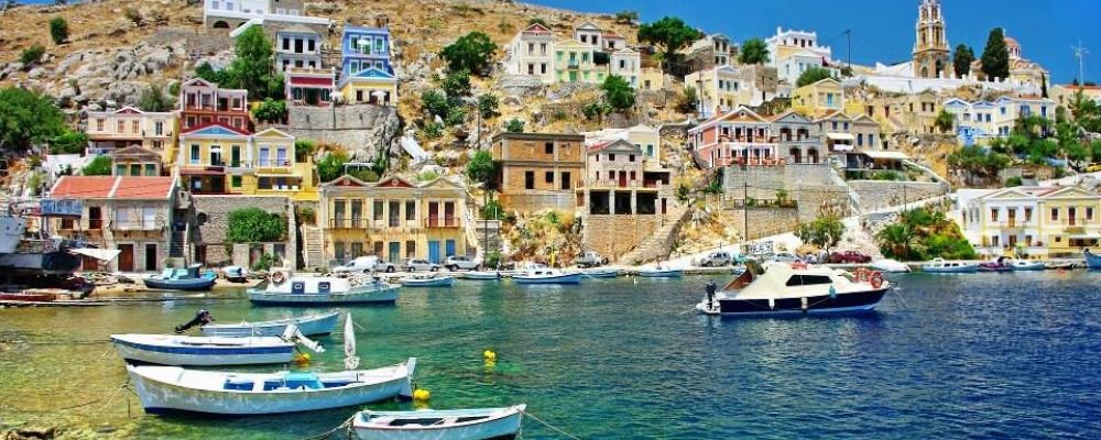 Muhteşem Yunan Adaları